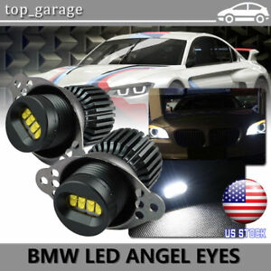 160w Bmw Led Angel Eyes Light Halo Ring Bulb For 2009 2011 E90 E91 Lci 328i 335i