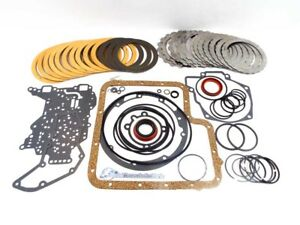 Ford C6 Transmission Master Rebuild Kit 1967 1976 Clutches Steels Overhaul