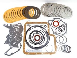 Ford C6 Transmission Master Hd Rebuild Kit 1977 1996 Clutches Steels Overhaul