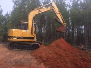 Caterpillar E70b Excavator With Thumb