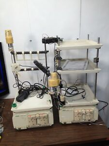 Bio rad Biologic Duo flow Fplc System Chromatography Pump Avr7 3 Optics Module