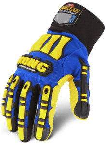 Kong Cut Resistant Cold Condition Waterproof Slip Oil Resistant Ironclad Gloves
