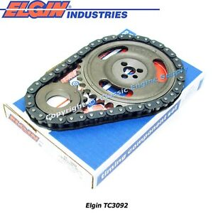 New Timing Chain Gear Set Fits Sb Chevy 5 7l 350 Vortec 270 280 Tooth Width