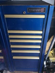 Matco Tool Box Only Side Box