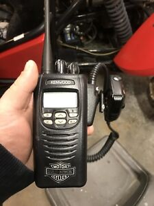 Kenwood Nx 340 Two Way Radio