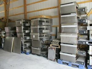 Pizza Ovens Conveyor Cheap 1095 Ea Working Ovens 3phase 208 240 Volt