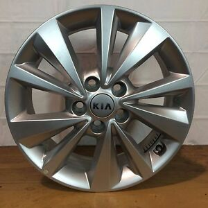 Set Of 4 Kia Sedona 2015 2018 Factory Oem 5x114 3 Aluminum Wheel Rim 17 X 6 5