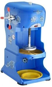 New Great Northern Popcorn Hawaiian Shaved Ice Machine And Snow Cone Maker