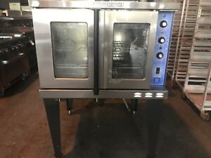 Bakers Pride Cyclone Series Commercial Single Deck Electric C