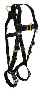 Falltech 70372x Weldtech Non belted Full Body Harness With 1 D ring 2xl