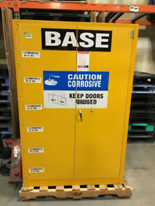 Flammable Storage Liquid Paint Safety Cabinet 45 Gallan Lyon 1185list 2 Avail