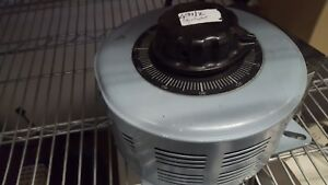 Powerstat Type 236 Variable Autotransformer Working Pull Missing Lid On Side