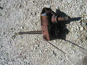 Farmall C Tractor Original Ih Ihc Pto Shaft Belt Pulley Drive Shaft For Both