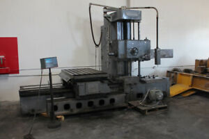 3 5 3 1 2 Shibuara Table Type Horizontal Boring Mill Metal Milling Machine
