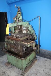 6 1 2 X 24 Table Cincinnati Horizontal Mill Metal Milling Machine