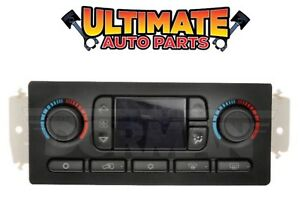 Automatic Temperature Climate Heater Ac Control For 03 06 Gmc Yukon