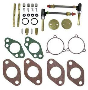 Classic Mini Su Hs2 Rebuild Kit For Dual twin Carbs