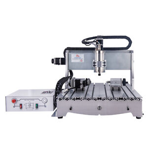 Cnc 6040 Z s 800w Wood Router Mini Milling Machine For Metal Wood Polywood
