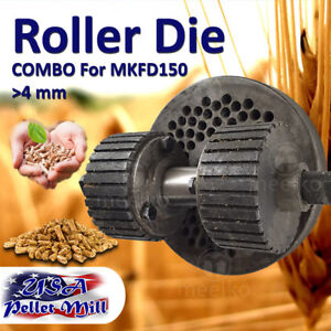 Combo Roller Die For Pellet Mill Mkfd150 Usa Free Shipping