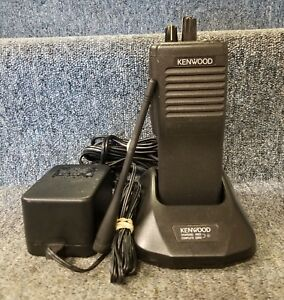 Kenwood Tk390 Uhf 160 Channel 4 Watt Radio Tk 390 Very Good Condition