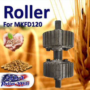 Roller For Pellet Mill Mkfd120 Usa Free Shipping