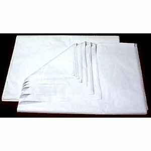 20 X 30 White Tissue Paper 2 Reams 960 Sheets Office Product