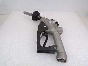 Opw 12vw 0400 Premium Gas Fuel Dispensing Vac Assist Nozzle Used