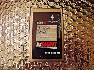 Matco Tools Insight Automotive Diagnostic Card Battery Cycle Free Ship