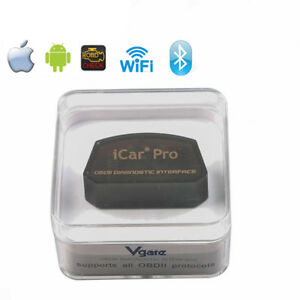 2018 Vgate Icar Pro Elm327 V1 5 Obdii Wifi bluetooth 3 0 4 0 Android Torque App