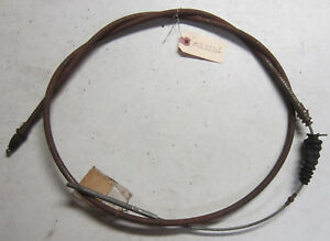 1971 1972 1973 Jeep Cj5 Jeepster Commando Nos Amc 6 4 Speed Clutch Cable 999852