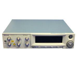 Tektronix Cr125a Clock Recovery Unit For Use With Berts And Scopes