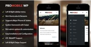 Promobile Responsive Website Mobile And Tablet Wordpress Theme Woocommerce Ready