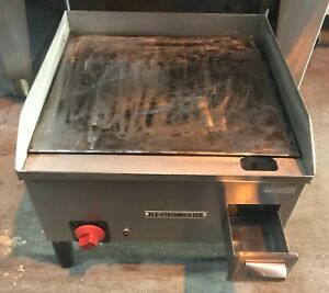 Electromaster Commercial 18 Electric Griddle gr4e 200001w4