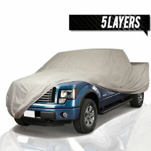 Cct Waterproof Layer Full Truck Cover For Ford F 150 F 250 Pickup 2015 2018