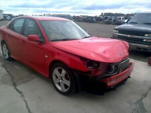 Driver Front Seat Bucket Leather Electric 5 Door Fits 03 11 Saab 9 3 86254