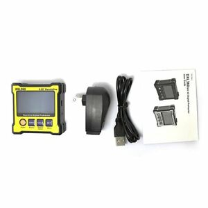 Dxl360 Dual Axis 0 02 Resolution Meter Digital Angled Angle Inclinometer