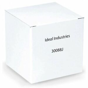Ideal 30 088j Model 88 In sure Push in Wire Connector Pack Of 100
