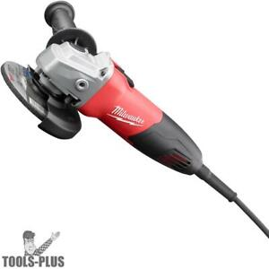 Milwaukee 6130 33 4 1 2 7 Amp Small Angle Grinder New