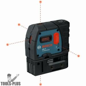 Bosch 5 point Self leveling Alignment Laser Gpl5 Reconditioned