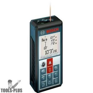 Bosch Tools Glm100c rt Bluetooth 330 Li ion Laser Distance Angle Measure