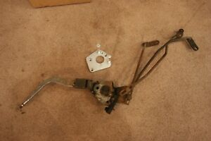 1970 Boss 302 Factory Shifter And Rods Nice Used Condition