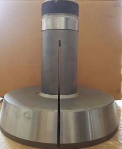 Hardinge 25c Round Smooth Extra Depth Emergency Step Chuck 8 Size