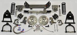 1953 1956 Ford 1 2 Ton Truck Mustang Ii Front Ifs Power Rack 5x5 5 Bp