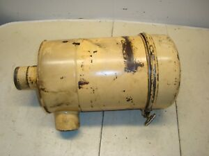1966 Case 930 Tractor Air Cleaner Assembly