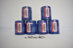 Genuine Honda Acura Factory Engine Oil Filter Washer 15400 Plm A02 Set Of 6