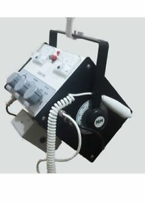 50 Ma Portable X ray Mobile Radiology Imaging Equipment Without Stand