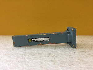 Struthers Electronics 200xg wr 75 10 To 15 Ghz Low Power Waveguide Termination