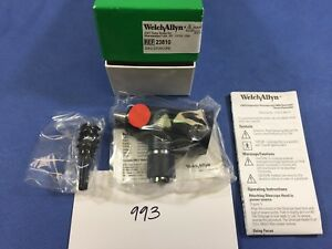 Welch Allyn 23810 new Diagnostic Otoscope Macroview 3 5v