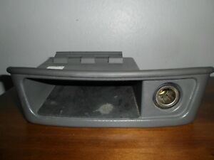 Ford Crown Victoria Grand Marquis Cubbyhole Pod For Console Floor Shift Oem