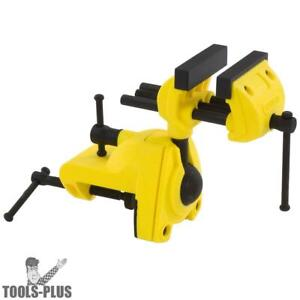 Stanley 83 069 Max Steel Multi angle Vise New